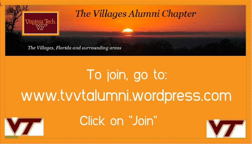 New Club Business Cards The Villages Virginia Tech Alumni